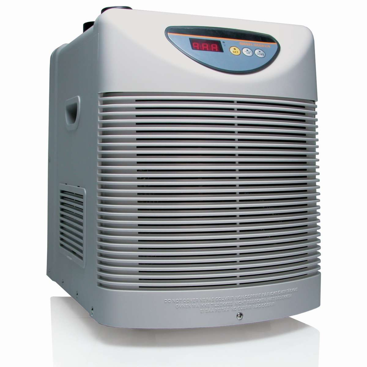 HYDROFARM AACH25 Active Aqua Chiller Refrigeration Unit 1/4 HP w/ LCD Display