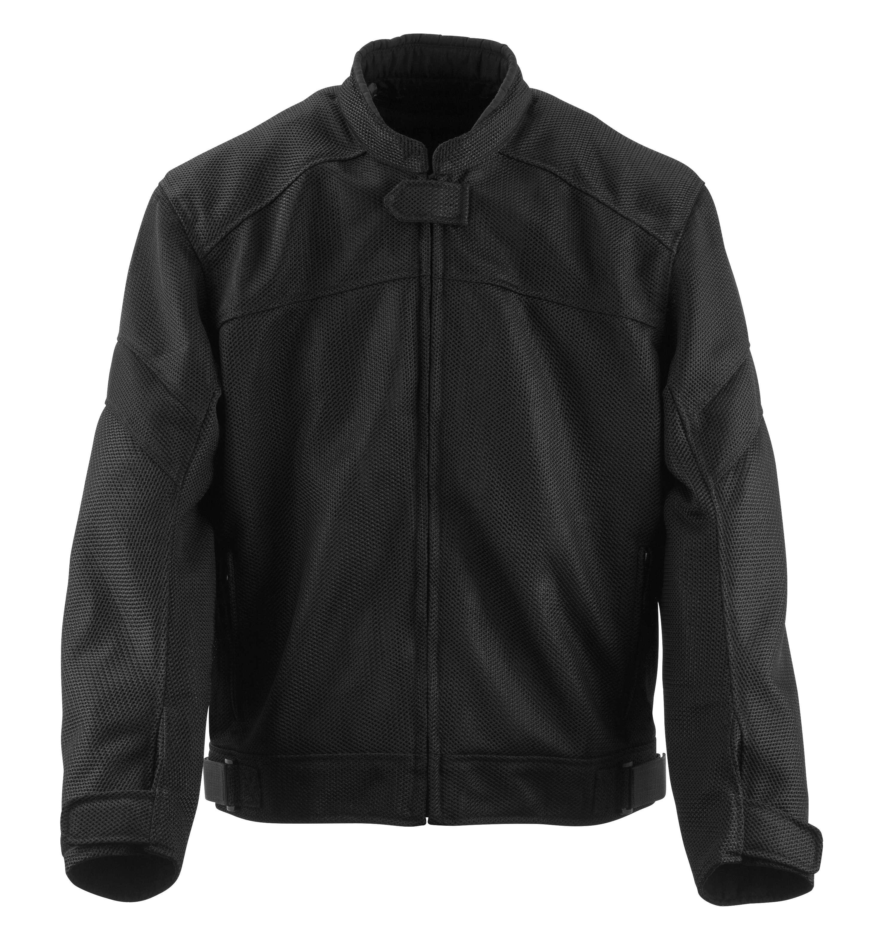 Black Brand Flow Jacket