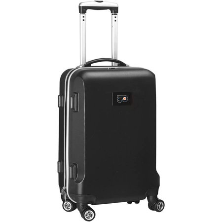 NHL Mojo Hardcase Spinner Carry On Suitcase - Black
