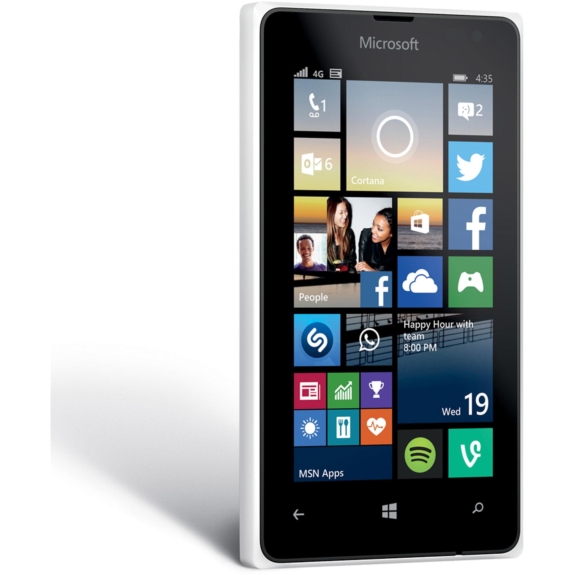 T-Mobile Microsoft Lumia 435 Prepaid Smartphone
