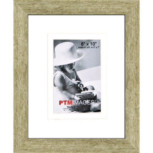 "Champagne 8"" x 10"" Photo Frame, Set of 2"