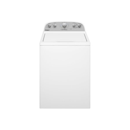 Whirlpool 3.9 cu. ft. White Top Load Washing Machine with Soaking Cycles