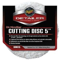 """5"""" DA MICROFIBER CUTTING DISC, (PACK OF 2)"""