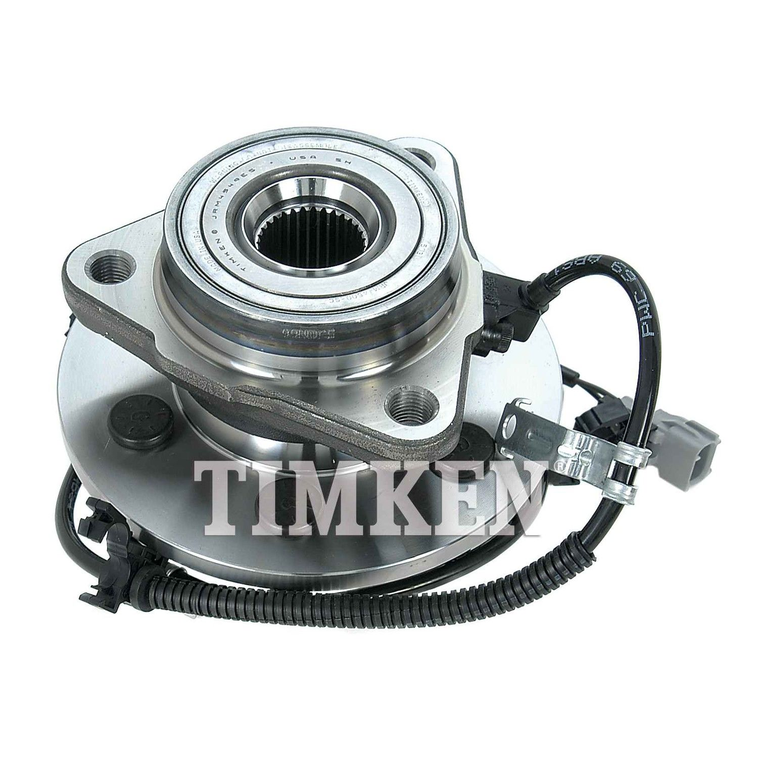 Wheel Bearing and Hub Assembly Front Right Timken SP450100