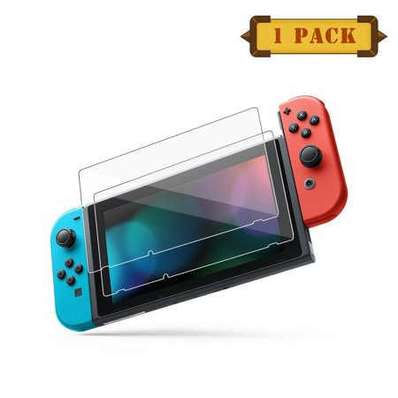Nintendo Switch Case 13 in 1 Starter Kit Carring Bag with 24 Game Cartridges Protective Hard Shell Tempered Glass Game Earphone for Nintendo;Hard Shell Switch Console & Accessories - image 6 of 7