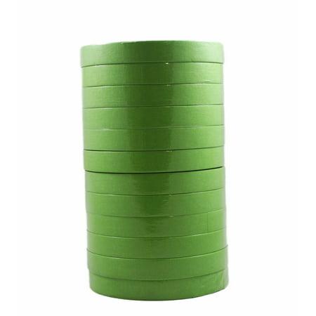 3M 26334 Scotch 233+ Green Automotive Masking Tape, 3/4