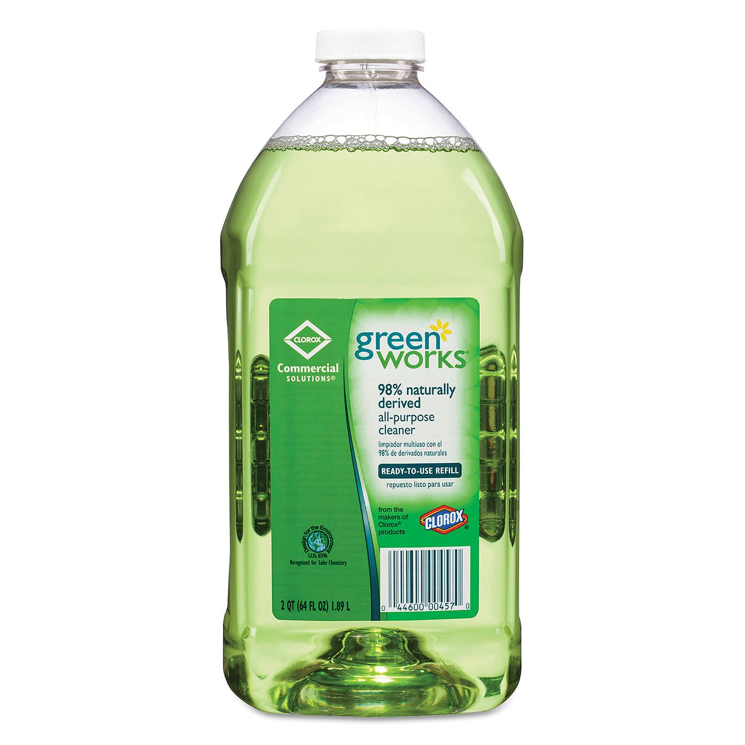 Product of Green Works All-Purpose Cleaner, Refill (64 oz.) - All-Purpose Cleaners [Bulk Savings]