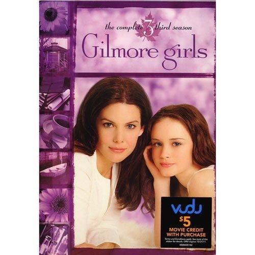 Gilmore Girls: The Complete Third Season (Full Frame)