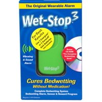 Wet-Stop3 Green Bedwetting Alarm