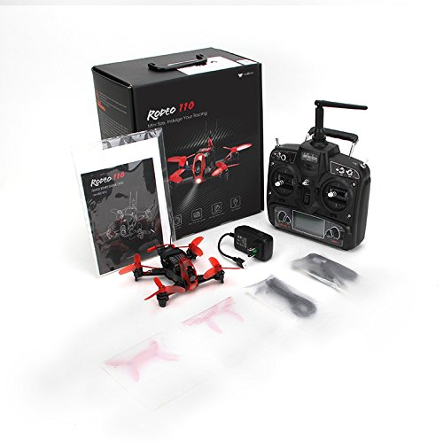 Walkera Rodeo110 Rodeo110 Rtf Racing Drone by Walkera