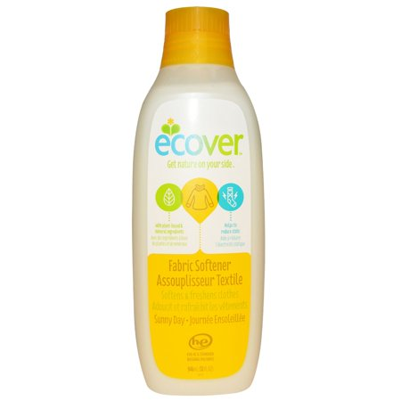 Ecover, Fabric Softener, Sunny Day, 32 fl oz(pack of 3)