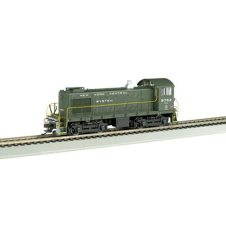 Bachmann 63217 HO New York Central Alco S4 Diesel Locomotive w/Sound & DCC