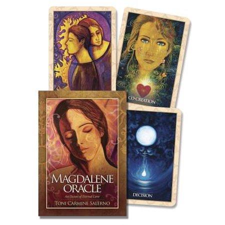 Magdalene Oracle : An Ocean of Eternal Love