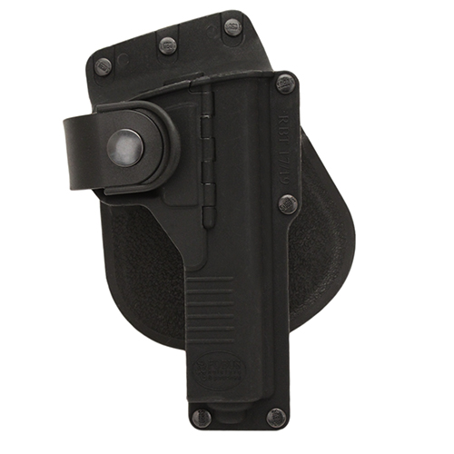 Fobus Glock 17 22 31 w Laser Light Hinged Pdl SKU: RBT17 with Elite Tactical Cloth by Fobus