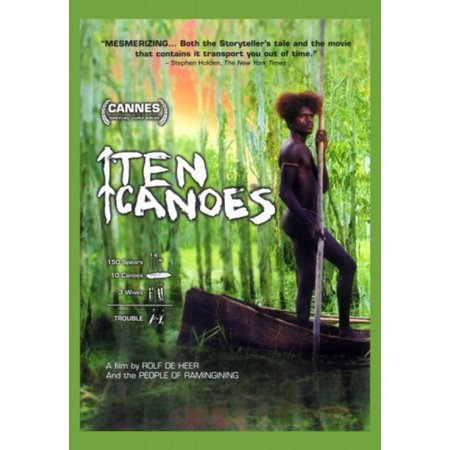 Ten Canoes Movie Poster (11 x 17)