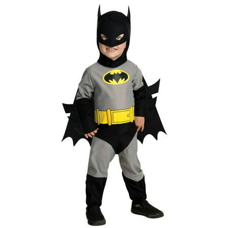 The Batman Costume for Toddler - Batman Costumes For Girls