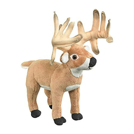 Conservation Critters White tailed Deer Buck Plush Stuffed Animal Toy - image 1 of 1