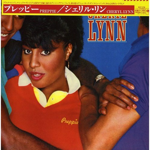Cheryl Lynn - Preppie [CD]