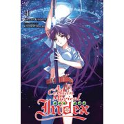 A Certain Magical Index, Vol. 4 (light novel)