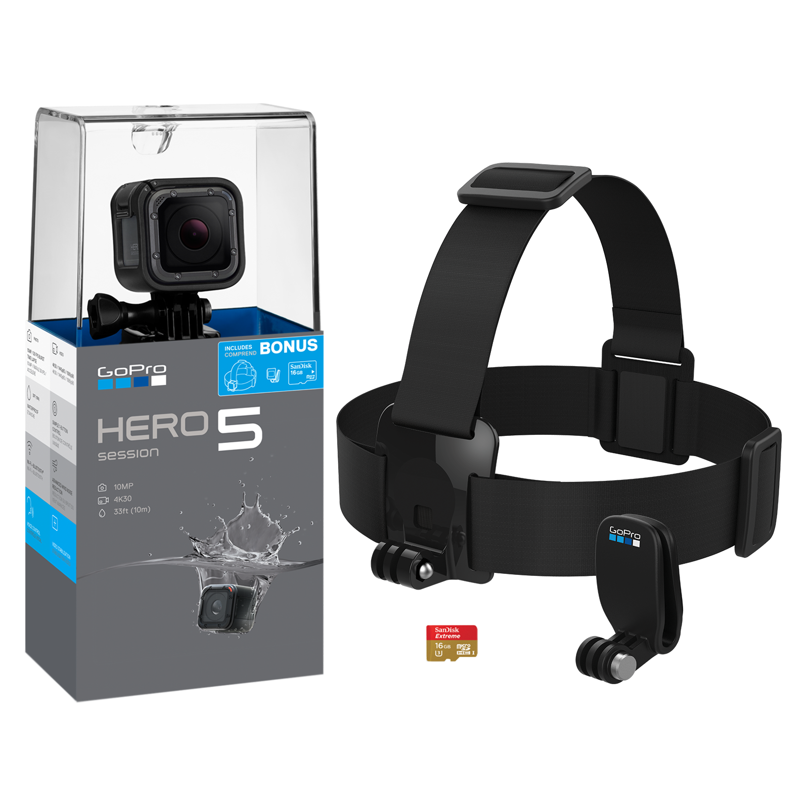 GoPro HERO5 Session Bundle
