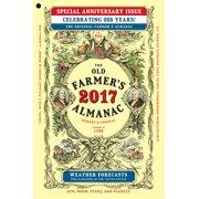 OLD FARMER'S ALMANAC 2017, THE