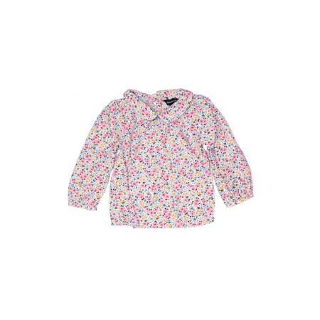Pre-Owned Ralph Lauren Baby Girl's Size 12 Mo Long Sleeve Top