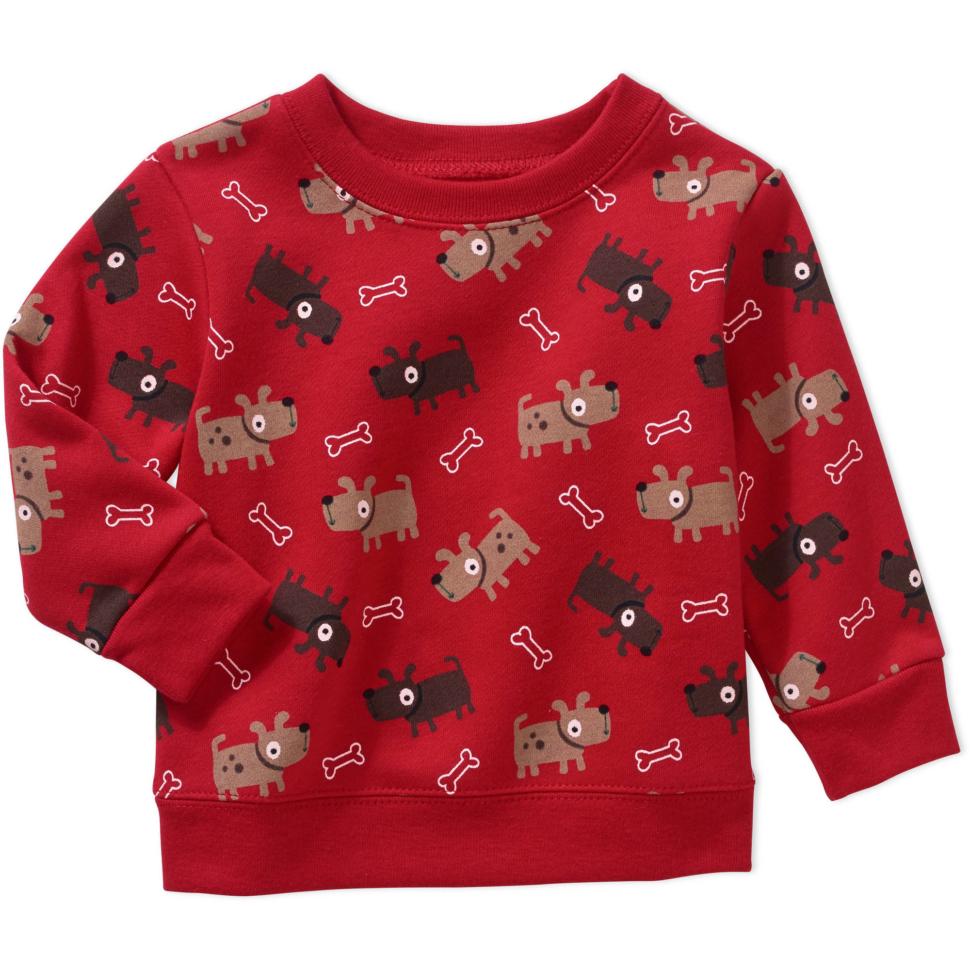 Garanimals Baby Boy Print Sweatshirt