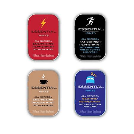 4 Tin - Sampler Pack