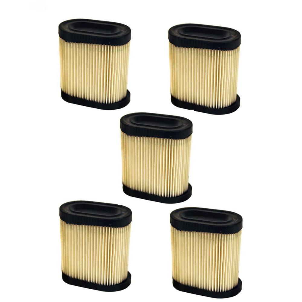 (5) Air Filters for Craftsman Walk Behind Mowers with Tecumseh Engine Replaces 36905 by Aftermarket Tecumseh