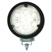JETCO 128-50LED3611S-8 Spot Light in Rubber Housing,Clear G0702661
