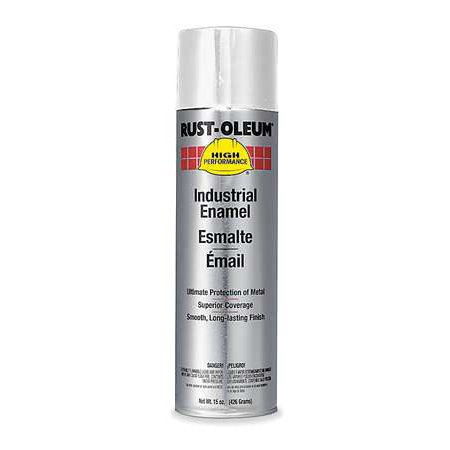 Rust-Oleum V2192838 White Rust Preventative Spray Paint, 15oz