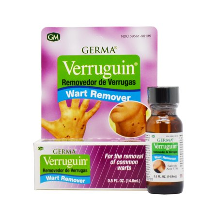 Germa Products, Inc. Germa Verruguin 0.5-ounce Wart Remover 2 units