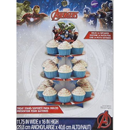 Mardel Treats - Wilton Marvel Avengers Treat Stand