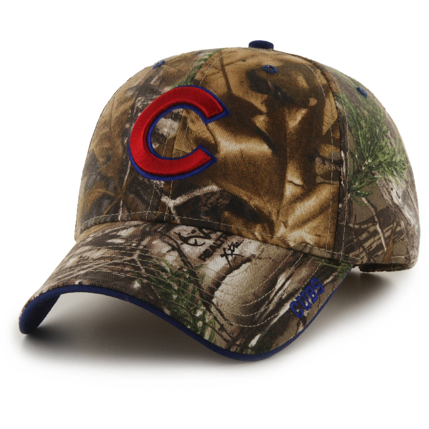 MLB Chicago Cubs Realtree Frost Cap / Hat by Fan Favorite