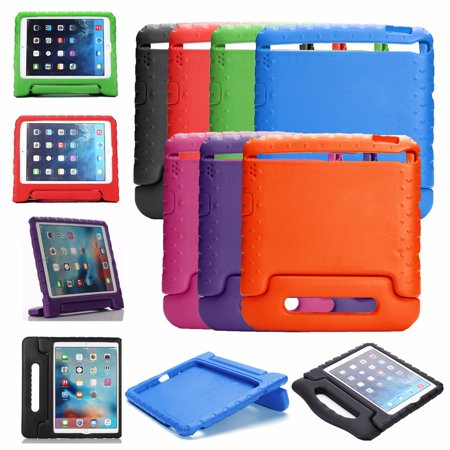 1Pcs Child Kid EVA Shockproof Thick Foam Stand Kickstand Hard Case Handle Tablet Cases & Covers Cover Case For iPad Mini 4 ()