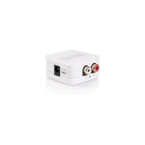 Startech.com Audio Converter - Stereo Rca - Spdif Digital Coax - Toslink (aa2spdif)