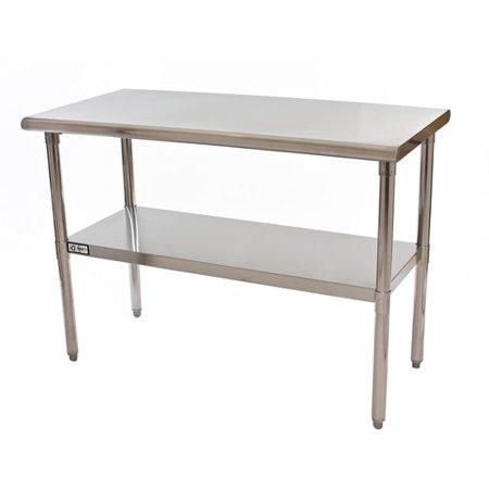 Trinity EcoStorage Table, Stainless Steel