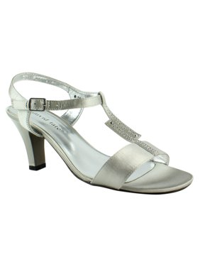 2b4ee71b1ecf Product Image New David Tate Womens Silver Sandals Size 6.5