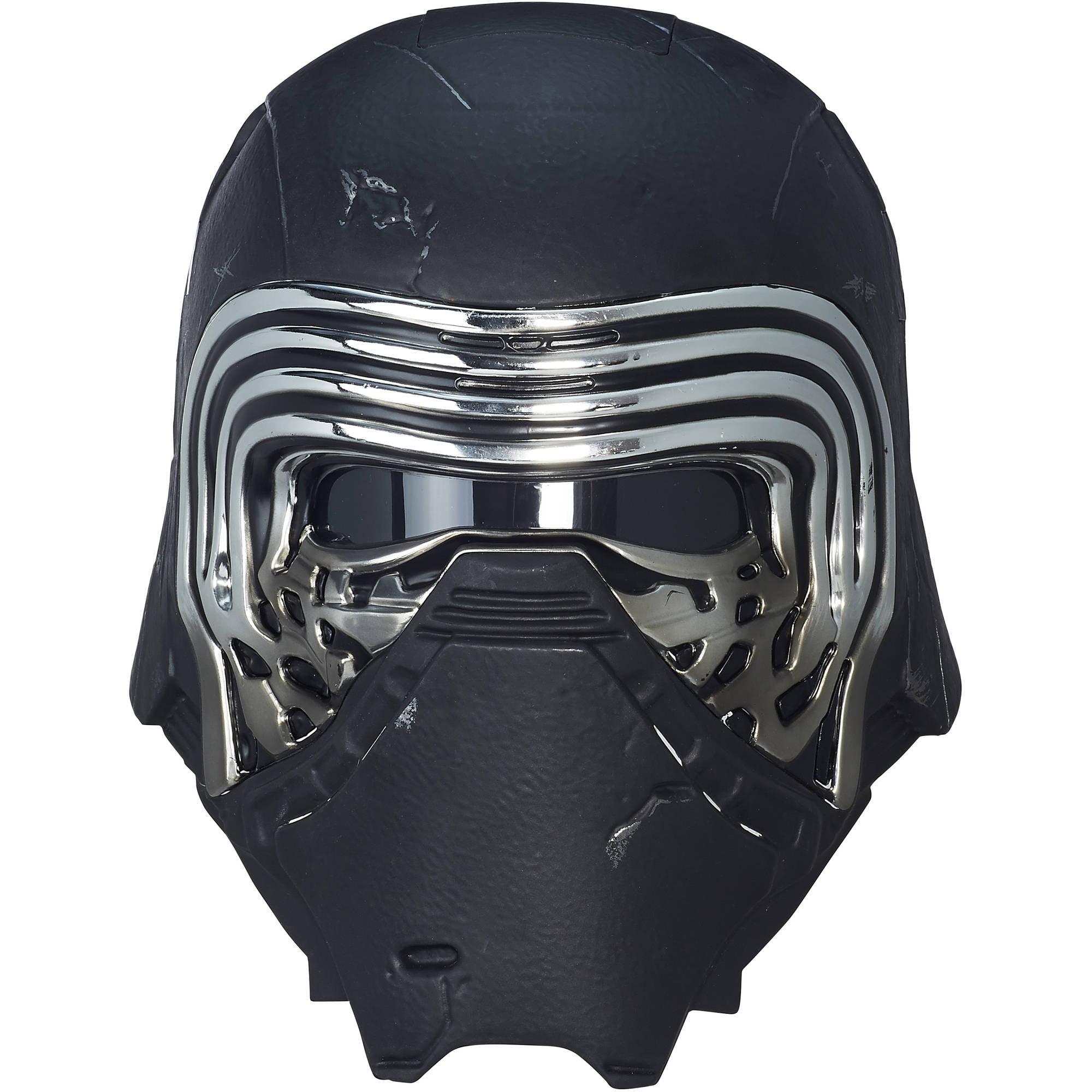 Star Wars The Black Series Kylo Ren Voice Changer Helmet by Hasbro
