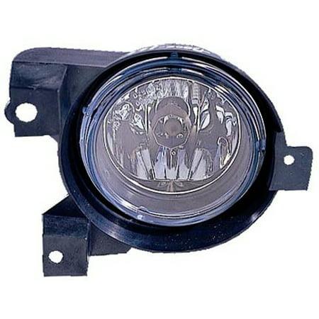 CPP FO2592195 Left Fog Lamp Assembly for 02-05 Mercury covid 19 (Mercury Mountaineer Fog Lamp coronavirus)