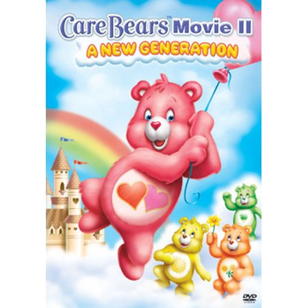 The Care Bears Movie II: A New Generation (DVD)