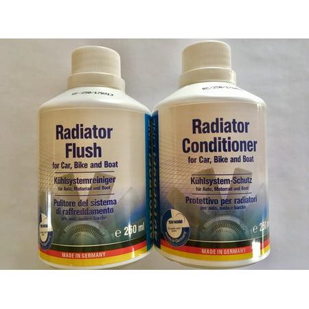 AUTOPROFI Radiator Flush 250ML & Conditioner 250ML - KIT