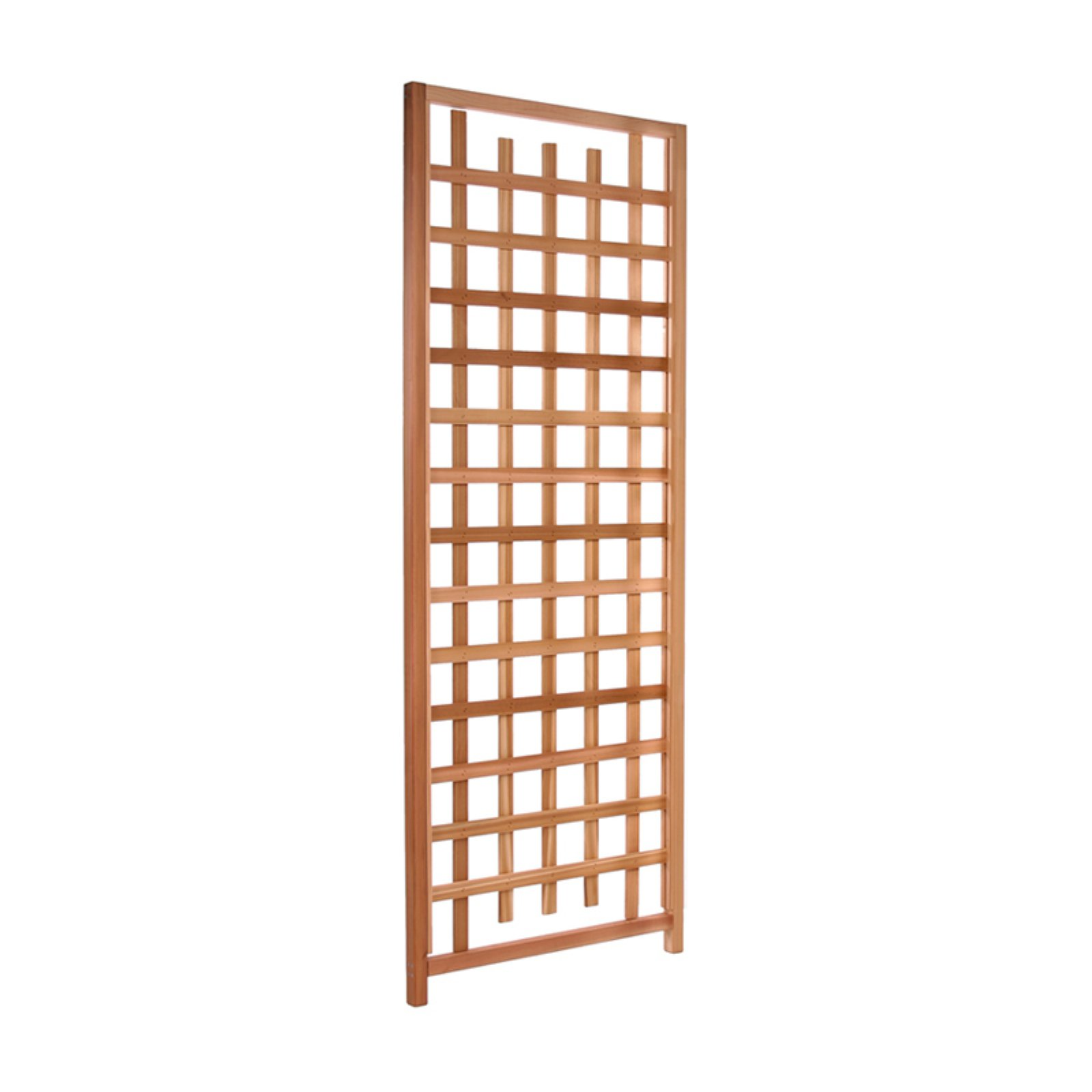 All Things Cedar Trellis Screen Panel Western Red Cedar by All Things Cedar