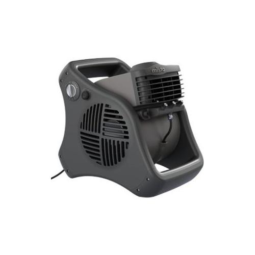 laskou0027s misto outdoor misting fan is ideal for adding comfort to picnics decks - Outdoor Misting Fan