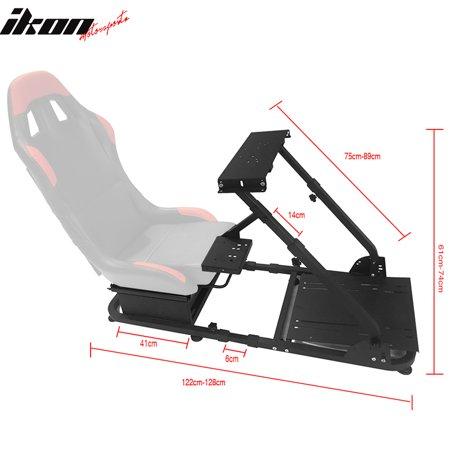 Racing Simulator Steering Wheel Stand Logitech G29 Thrustmaster (Truck Shifter)