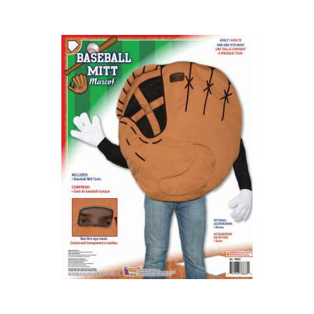 CO - BASEBALL MITT - STD](Gw Baseball Halloween)