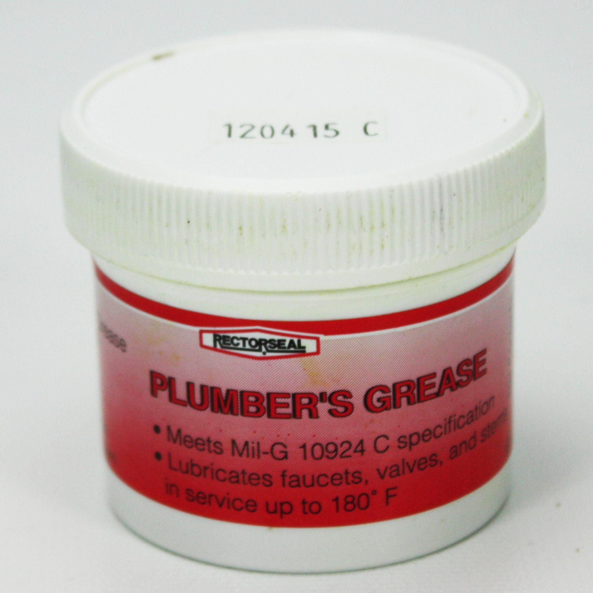 50811 Rectorseal 2-Ounce Plumbers Grease - Walmart.com
