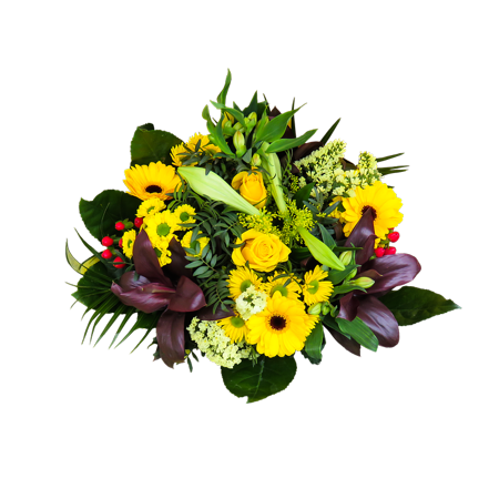 Framed Art For Your Wall Isolated Png Birthday Bouquet Flowers Bouquet 10x13 Frame (Halloween Frame Png)