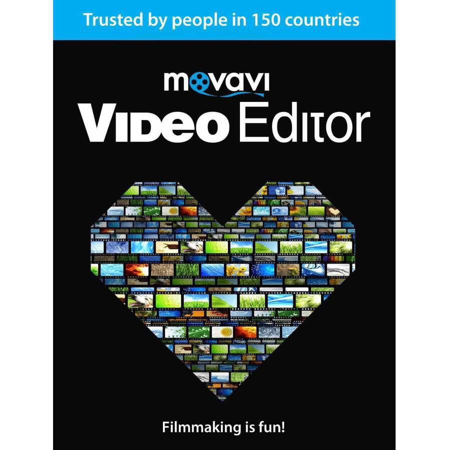 Movavi Video Editor 10 Business Edition (Email Delivery)