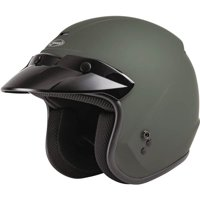 GMAX OF-2Y Youth Open Face Helmet